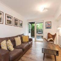 Two bedroom garden flat in Islington