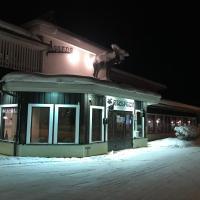 Big Moose Hotel, hotel in Åsarna