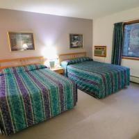 Cedarbrook Hotel Room w/2 Doubles 117, hotel in Killington