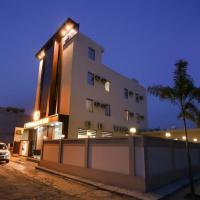 Grand Sparrow Inn, hotel in Agra