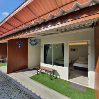 Napa Hostel Samrong Station, hotel in Samutprakarn