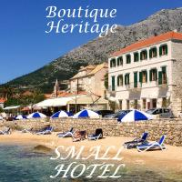 Heritage Boutique Hotel Adriatic-Adults only, hotel in Orebić