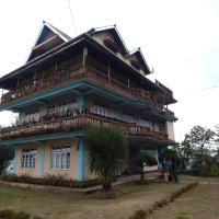 The Rimbick Farm House
