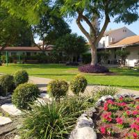 Degania Bet Kibbutz Country Lodging, hotel a Deganya Bet