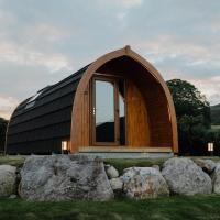 North Coast 500 Pods - Brora, hotel in Brora