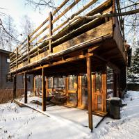 FLASH HOUSE Barsky Domik, hotel in Ul'yankovo