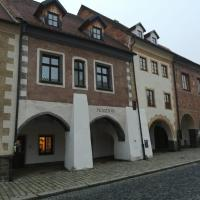 Bed&Bike Prachatice, hotel v destinaci Prachatice