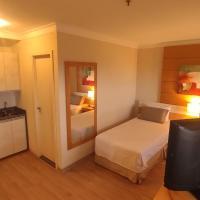 Nobile Suites Particular com cozinha compacta