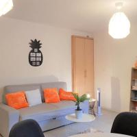 Coquettish and spacious 2-rooms apartment Free parking tram #F2