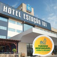 Hotel Estação 101 - Itajaí, hotel in Itajaí