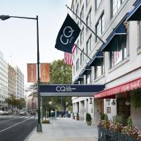 Club Quarters Hotel in Washington DC, отель в Вашингтоне