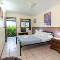 Woolshed Eco Lodge, hotel em Hervey Bay