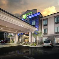 Holiday Inn Express Hotel & Suites Fort Walton Beach Hurlburt Area, an IHG Hotel, hotel in Fort Walton Beach