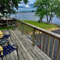 Mississippi River Cabin, hotel sa Bellevue