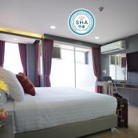 The Qube fifty Hotel, Hotel im Viertel Sukhumvit, Bangkok