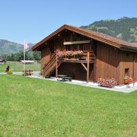 Alpenchalet Weidhaus & Spiher Gstaad