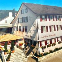 Hotel Hirschen Hinwil, hotel in Hinwil