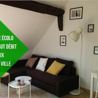 L2 - Green and cosy flat close Paris - WIFI & NETFLIX