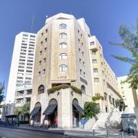 לב-ירושלים מלון סוויטות