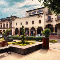 Hotel Portal & Suites, hotel en Ciudad Hidalgo