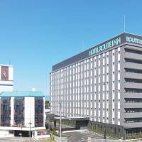 Hotel Route Inn Kusatsu Ritto -Ritto Inter Kokudo 1 gou-, hotel in Ritto