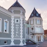 Castello Boutique Hotel, hotel in Čačak