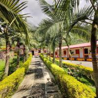 Hosteria El Paraiso, hotel in Jardin