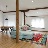 Stylish loft studio with great view to Ardino, отель в городе Ardino
