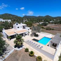 Villa Sa Torreta, hotel near Ibiza Airport - IBZ, Sant Jordi