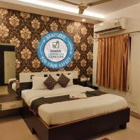 Hotel Sun City, hotel in Puri