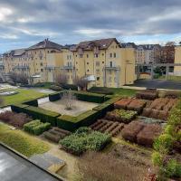 Cyclades Appartement avec terrasse jardin piscine et tennis