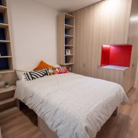 Serviced City Centre Studio Apartment - Sparkford Road