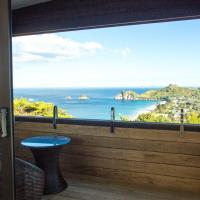 Cathedral cove and Sunrise, hotel in Hahei