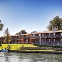 Best Western River Terrace, hotel in Cheboygan