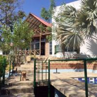 Hermosa Casa campestre privada con piscina en Santa Verónica