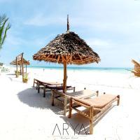 ARYA Boutique Resort, hotel in Kiwengwa