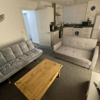 Modern and spacious 2 bed appt in Nottingham