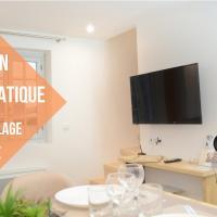 FREE Parking - Self Checkin Automatique - 9 min Disney - LE MINNIE - COSYRENTING, hotel in Villeneuve-le-Comte