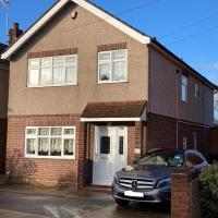 Large detached house with off street parking
