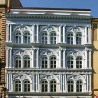 Residence Tabor, hotel en Praga