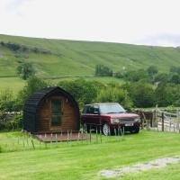Kettlewell Cozy Glamping Pod B - Adults Only
