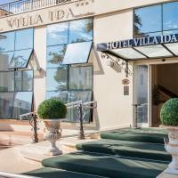 Hotel Villa Ida family wellness, hotel in Laigueglia