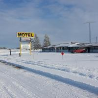 Wolseley Motel, hotel em Wolseley