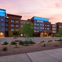 Staybridge Suites - Scottsdale - Talking Stick, an IHG Hotel,斯科茨代爾的飯店