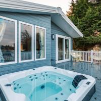 The Haven Lodge with Hot tub
