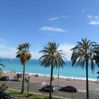 Promenade des anglais Amazing sea view 140M2 3BR