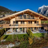 Chalet CARVE - Apartments EIGER, MOENCH and JUNGFRAU