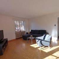 Haus Albertihof: 3-Zimmer-Wohnung an Top-Lage in Davos-Platz