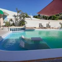 El Paraíso en la tierra de Capitán Fernando, hotel en Chelem