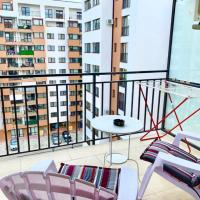 Big & Cosy Apartment with 3 double beds by Evelyn Apartments